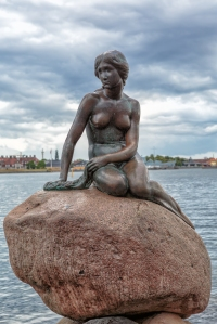 Hans Christian Andersen's The Little Mermaid in Denmark