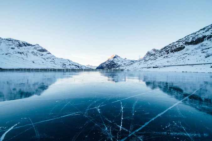 adventure blue calm waters climb